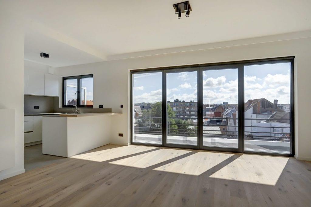 Burgemeestersstraat 16 te koop appartement met uitzicht