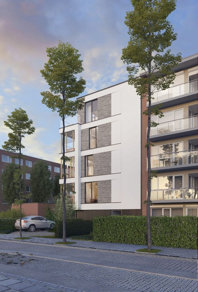 Residentie Rixvonder, Leuven Kwalis Projects