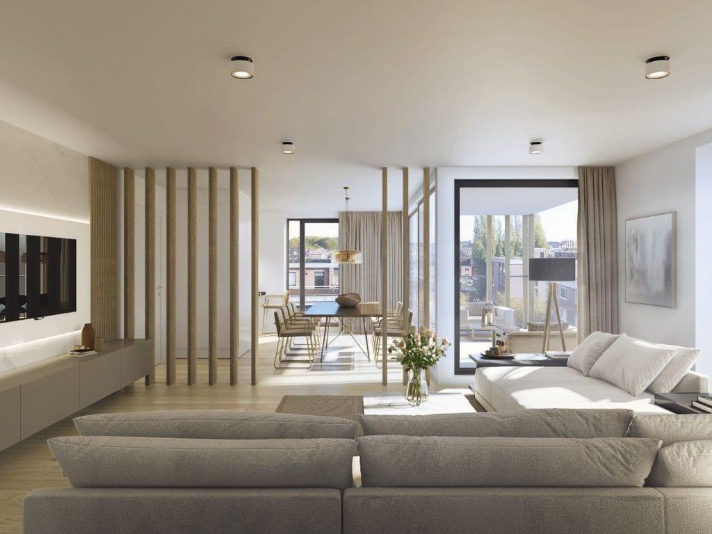 Residentie Rixvonder, Leuven Kwalis Projects
